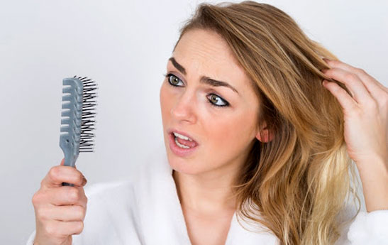 درمان ریزش مو با یک گیاه معجزه گر