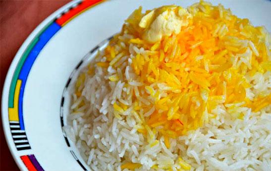 فوت کوزه گری در پخت برنج