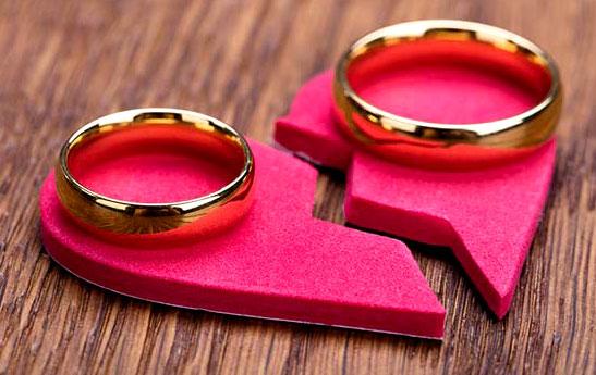 طلاق پایان رنج یا آغاز رنجها!