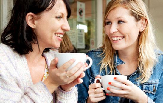 زنان نسبت به مردان دوستان زیادتری دارند