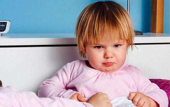 اختلال عصبی در تیک های کودکان