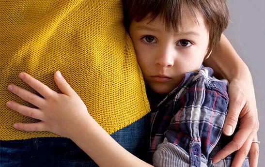 چرایی گوشهگیری در کودکان