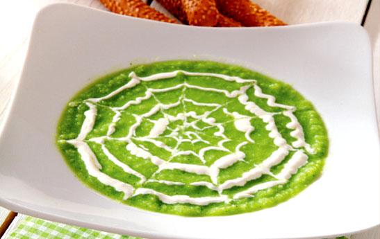 سوپ کلم اسپانیائی