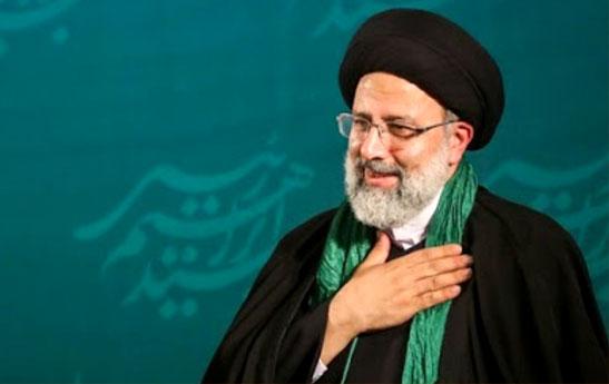 ابراهیم رئیسی پیروز انتخابات ریاست جمهوری شد