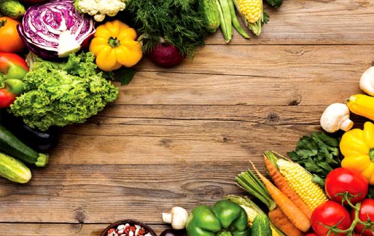 دنیای زیبای سبزیجات در آشپزی