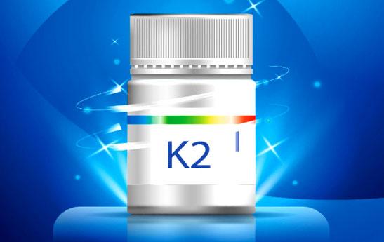 اثربخشی ویتامین k2 در سلامت قلب و استخوان