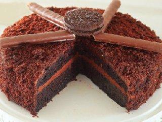 ترافل کیک