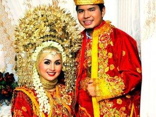 لباس عروس در کشورهای مختلف جهان