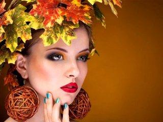 ۷ ترفند برای آرایش پاییزی