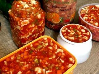 ترشی لیته گوجه +طرز تهیه