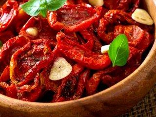روش های خشک كردن گوجه فرنگی