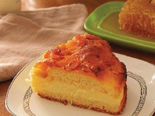 کیک زنبورعسل