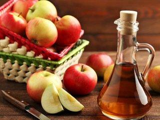 درمان عفونت سینوس با سرکه سیب