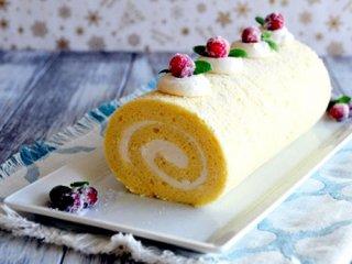 طرز تهیه کیک رولت خانگی
