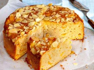 کیک بادام فرانسوی + طرز تهیه