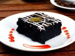 طرز تهیهی کیک خیس شکلاتی