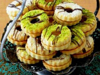 طرز تهیهی شیرینی خانگی عید؛ شیرینی مشهدی