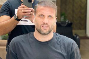 چهره جدید بازیکن سابق پرسپولیس پس از کاشت مو !! عکس