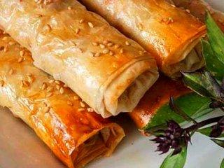 بورقی غذای سنتی ترکیهای +طرز تهیه
