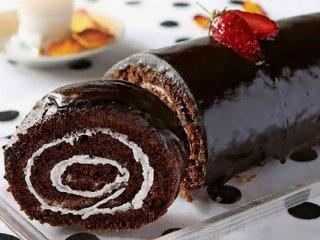 طرز تهیه رولت شکلاتی خانگی