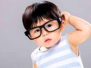 اصول عینکزدن در دوران کودکی