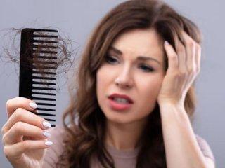 مهمترین دلایل ریزش مو در خانمها