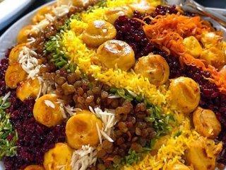 طرز تهیه مرصعپلو؛ جشنواره طعم و مزه