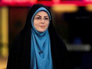 زهرا رکوعی، گوینده اخبار تلویزیون، به کرونا مبتلا شد