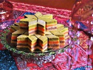 طرز تهیه باقلوای قزوین