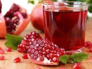 تاثیر چای سبز و آب انار در پیشگیری از ابتلا به کرونا