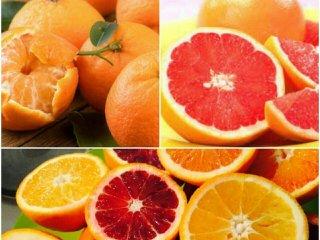 تقویت ریه با این ۶ میوه زمستانی