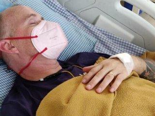 بدشانس ترین مرد دنیا پس از ابتلا به مالاریا، تب دنگی و کرونا با نیش مار فلج و نابینا شد