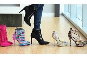 پوشیدن کفش پاشنه دار ممنوع!