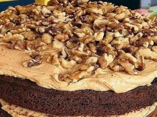 طرز تهیه کیک قهوه