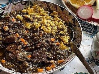 طرز تهیه خورش اسپناساک؛ غذای بینظیر مازندرانی