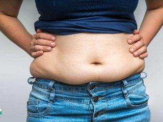 دلایل اصلی چاقی شکمی