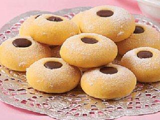 طرز تهیه غُرَیبه پسته؛ یک شیرینی آسانِ عربی
