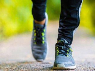 فواید و عوارض پیادهروی با شکم خالی