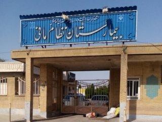 جزییات رهاشدن یک جنازه مقابل در یک بیمارستان در شوش خوزستان+عکس