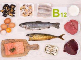 علائم کمبود ویتامین B۱۲ در بدن