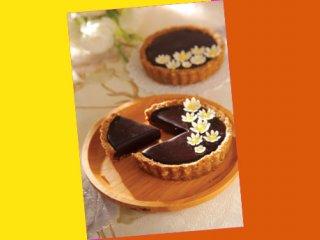 تارتلت شکلات و نوتلا