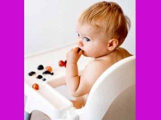 تغذيه كودكان در سنين 7 تا 12 ماهگی