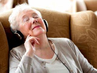 تأثیر موسیقی برسلامت سالمندان