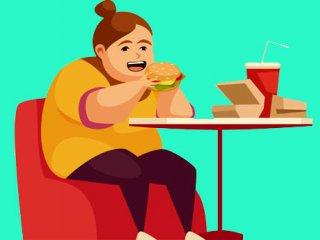 کنترل چاقی با تعدیل رفتار