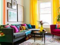 بهترین رنگ برای هر قسمت خانه چه رنگی است؟