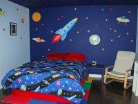 بهترین رنگ برای اتاق خواب کودکان چیست؟