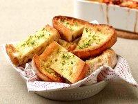 طرز تهیه نان سیر رستورانی!