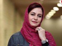 مریلا زارعی با لباس کرمانشاهی در فیلم جدیدش + عکس