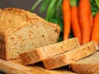 دستور پخت نان هویج