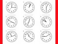 ساعت چند است؟